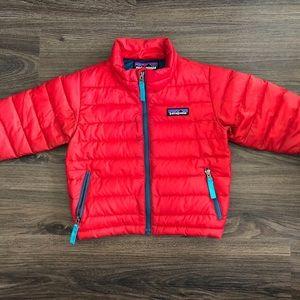 Patagonia jacket 18-24 months (boy)